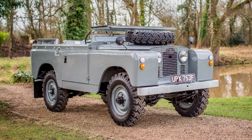 iii rover srz jpg lhd land series for diesel s d sale classic